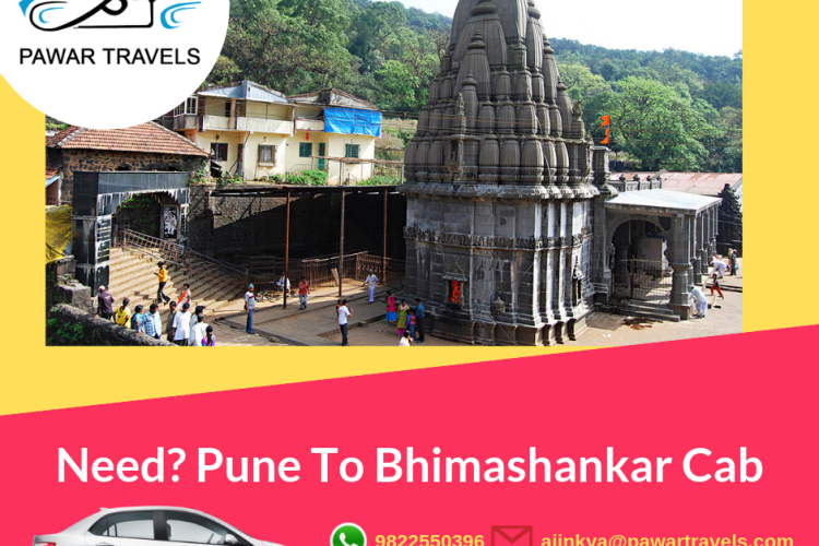 Pune To Bhimashanakar Cab