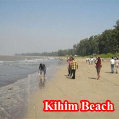 Kihim-beach