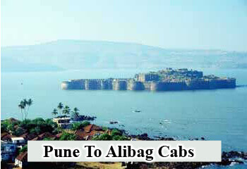 pune to alibaug cabs
