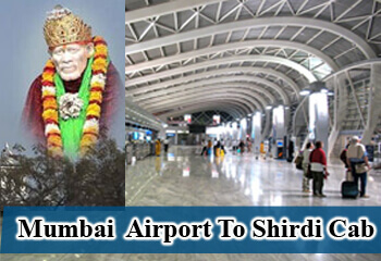 Mumbai Airport To Shirdi Cabs